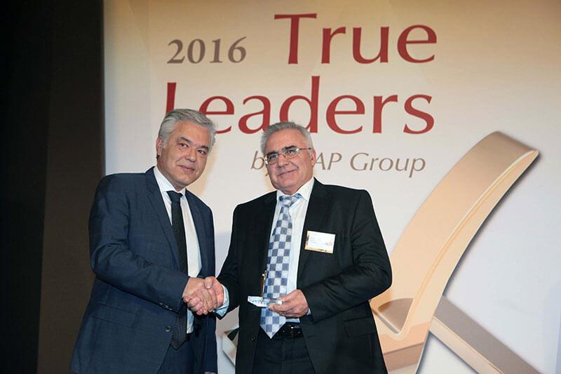 """Διάκριση του ΔΕΣΦΑ ως """"True Leader"""" στον ομώνυμο θεσμό της ICAP"""