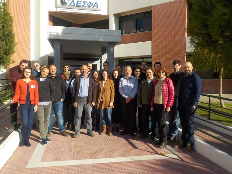 Συμμετοχή του ΔΕΣΦΑ στην ευρωπαϊκή πρωτοβουλία ZONeSEC για την ασφάλεια των κρίσιμων υποδομών