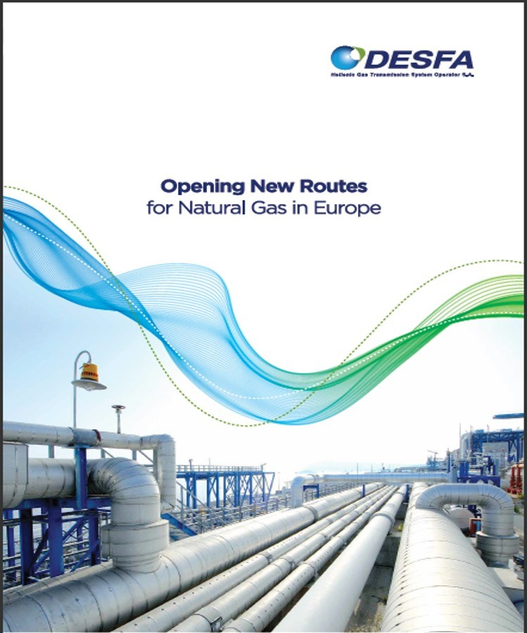 Revithoussa: Opening new routes for natural gas in Europe